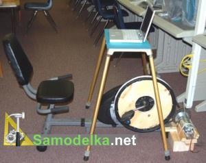 кресло для копьютера тренажер