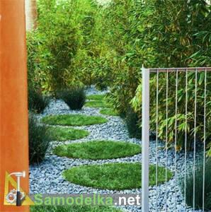 Садовые дорожки своими руками фото 8