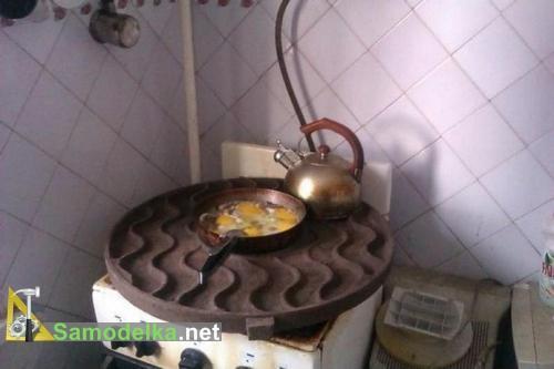 мегаплитка для кухни