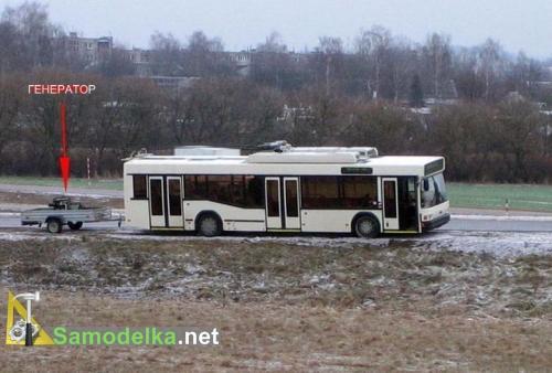 челябинский троллейбус как ездить на троллейбусе без электричества