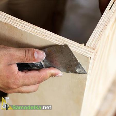 шпатлюем стенки