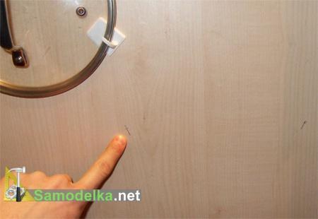 самодельные держатели для крышек от кастрюли