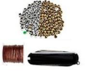 как сплести браслет из бисера материал и инструмент