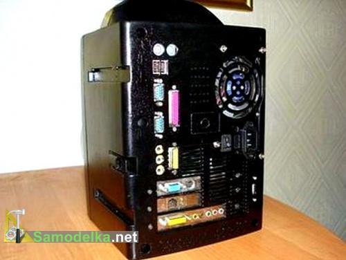 Компьютер в колонке