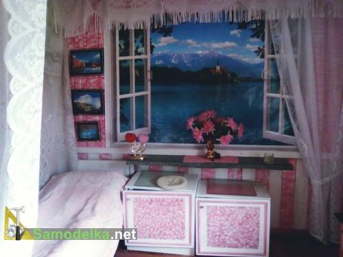 Шкафы - хлам после покраски