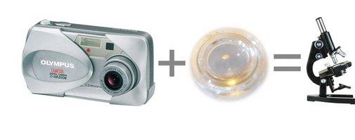 Как сделать из фотомыльницы микроскоп с функцией фото.