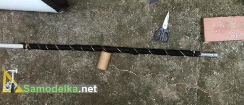 готовая труба орошения вертикальной грядки