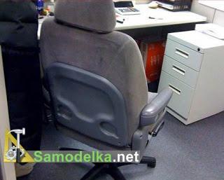 Самодельные компьютерные кресла
