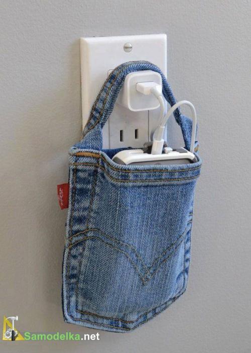 крепление телефона для зарядки