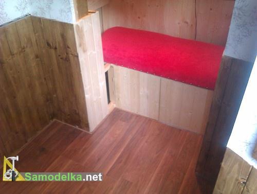 мебель в доме хоббита