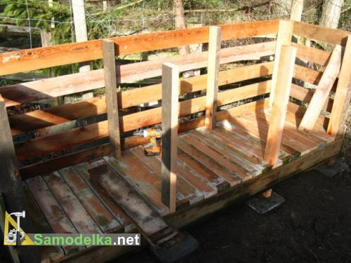 как правильно сделать компостную кучу стены и пол