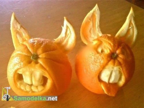 апельсиновые гоблины