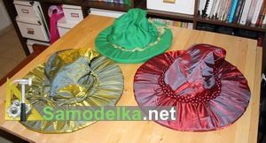 Самодельная волшебная шляпа для маскарада