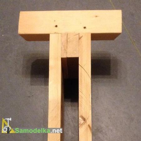 фото подставка в сборе
