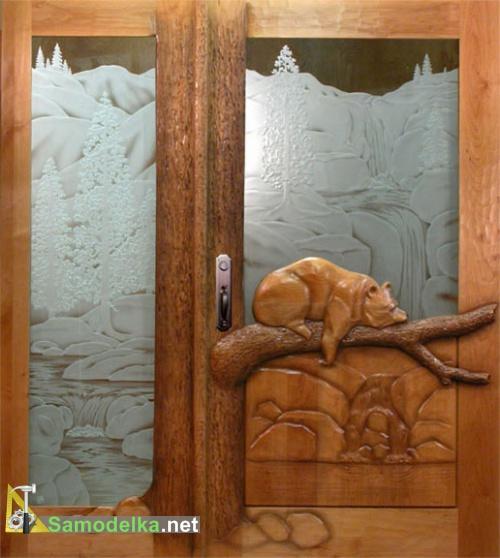 резные двери мастера Рэмси
