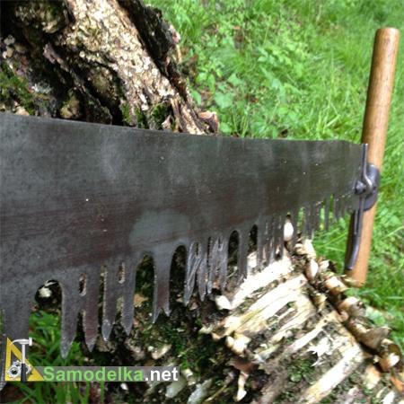Как выбрать ножовку по дереву двуручная пила