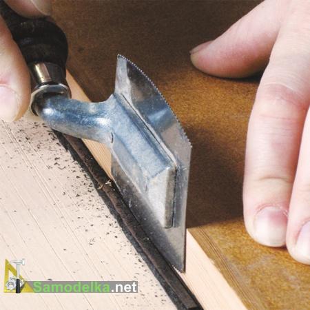 Как выбрать ручную пилу по дереву пилка для шпона