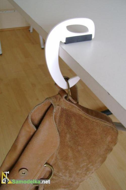 ручка для подвешивания сумки