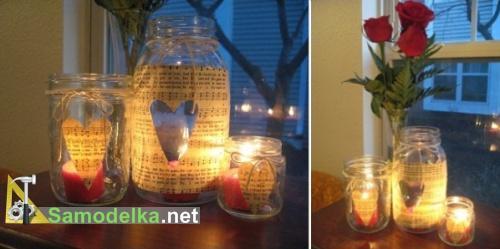 быстрый подарок и украшение на день валентина