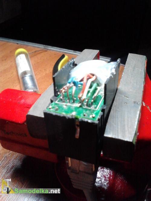 2 Usb + RJ-45 удлинитель в одном корпусе