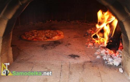 пицца жарка
